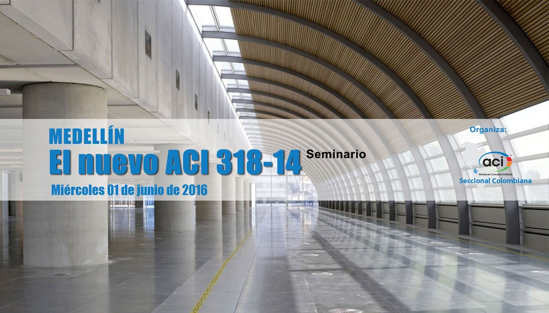 Norma ACI 318-14 Medellín