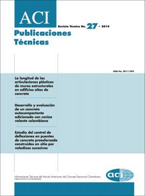 Revista ACI No. 27