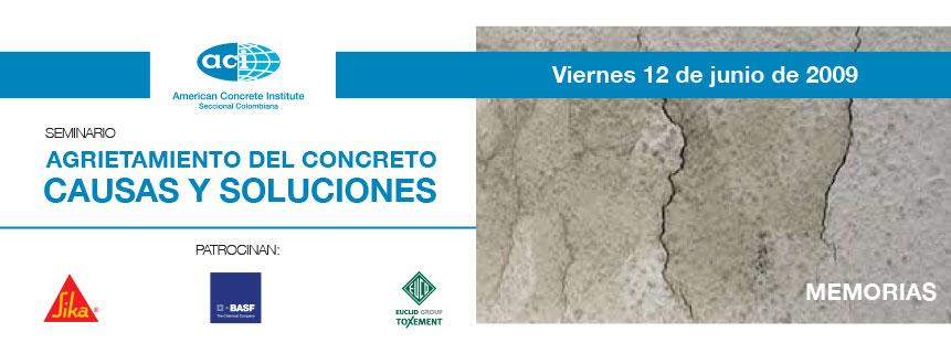 Agrietamiento del concreto