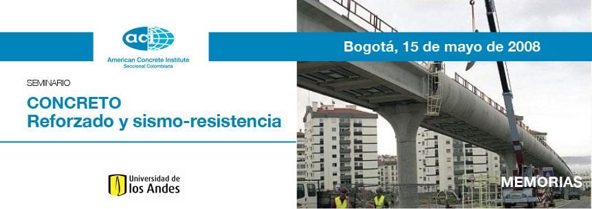 Concreto reforzado y sismo-resistencia