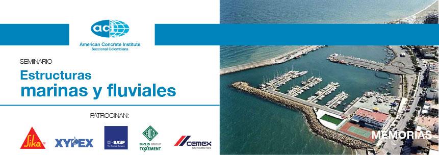 Estructuras marinas y fluviales