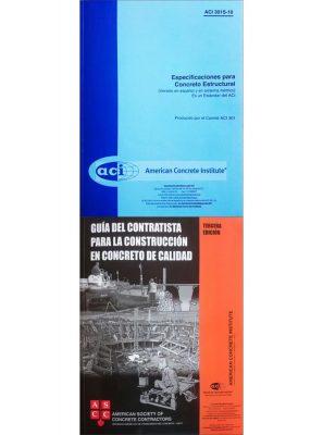 Guía del contratista y ACI 301S-10