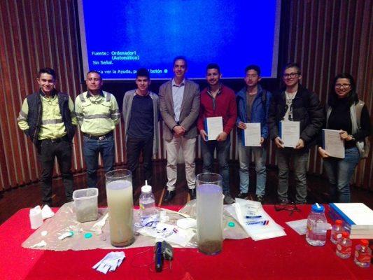 Capítulo Estudiantil del ACI de la Escuela Colombiana de Ingeniería.