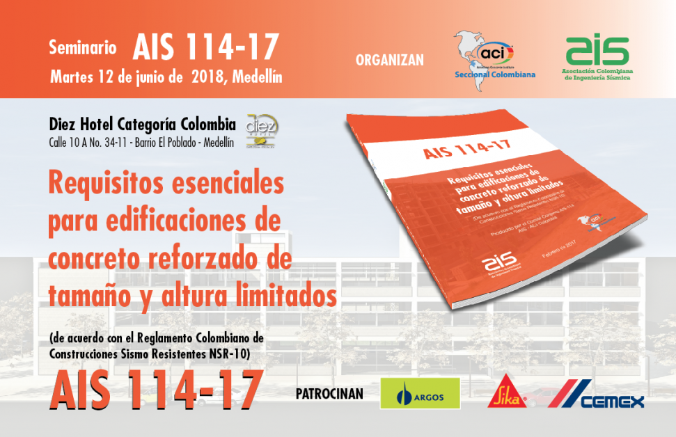 Seminario AIS 114-17 – Medellín, 2a. Edición