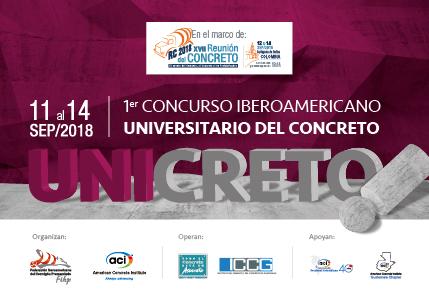 1ER CONCURSO IBEROAMERICANO UNIVERSITARIO DEL CONCRETO